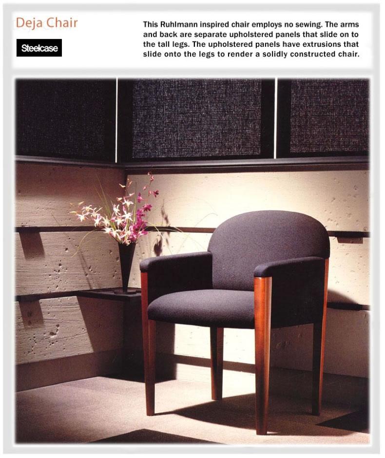 Deja Chair