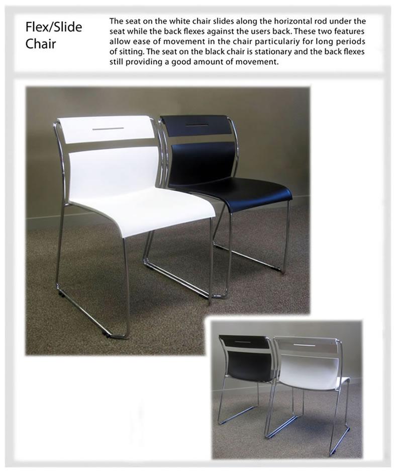 Flex Slide Chair