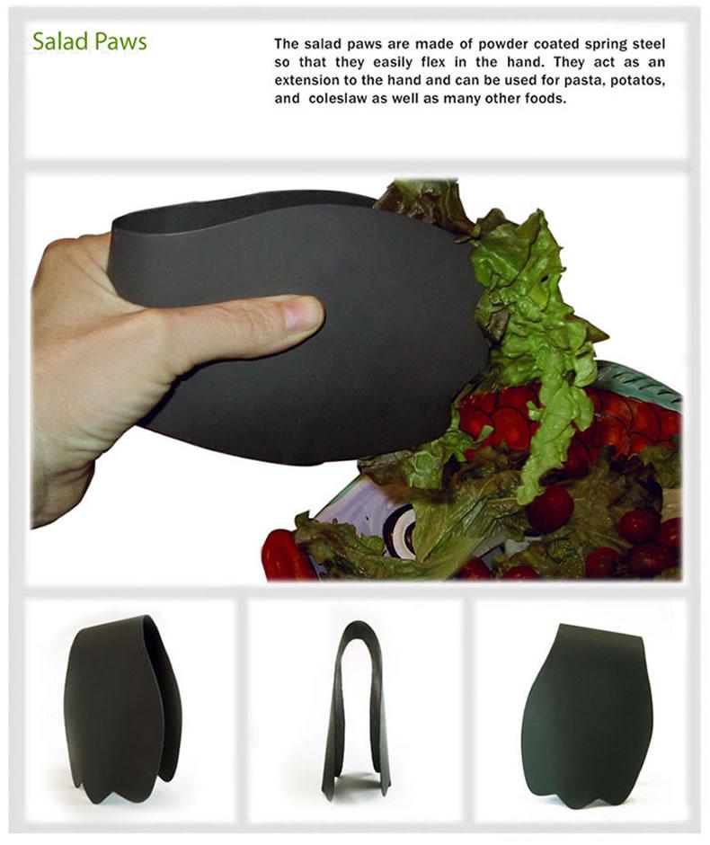 Salad Paws