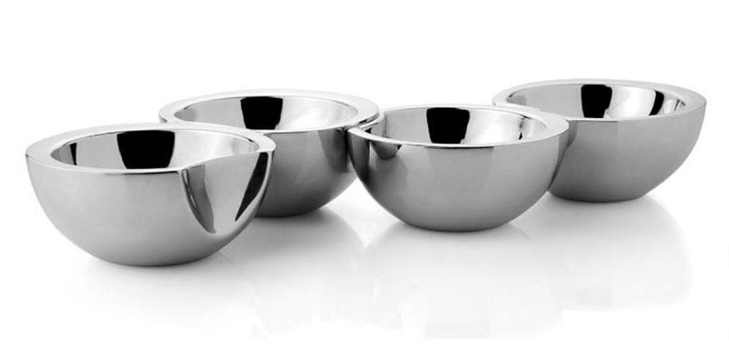 Crescent bowls